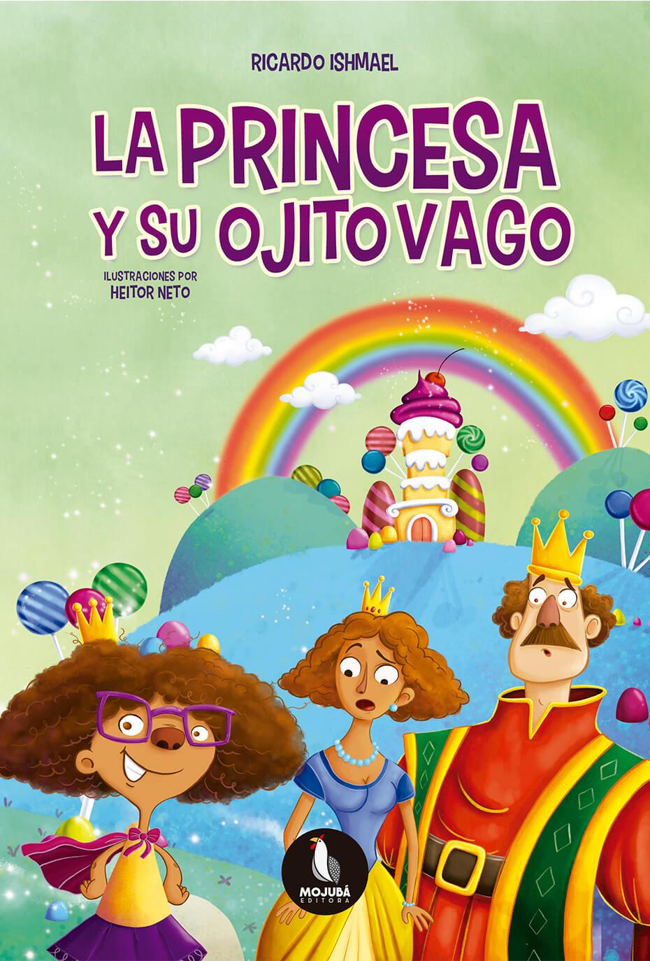 Livro na edição em espanhol